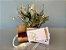 Kit Voucher Massagem Relaxante 60' com Box de Flores e Almofada Para Descanso dos Olhos - Imagem 2