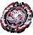Brinquedo Beyblede Vermelho Dead Phoenix - Imagem 1