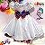 Vestido Infantil de Festa Tema Patati Patatá - Imagem 1