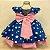 Vestido Infantil de Luxo Tema Galinha Pintadinha Rosa - Imagem 2