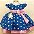 Vestido Infantil de Luxo Tema Galinha Pintadinha Rosa - Imagem 1