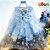 Vestido Infantil Tema Frozen - Imagem 3