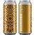 Cerveja Dogma Goldenlicious British Golden Ale Lata - 473ml - Imagem 1