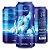 Cerveja Stormy Brewing Co Melting Glaciers Dank Double NEIPA Lata - 473ml - Imagem 1