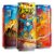 Cerveja Overall Go For It 2 New England Double IPA Lata - 473ml - Imagem 1