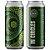 Cerveja Dogma In Circles Hop Hashed American Pale Ale Lata - 473ml - Imagem 1