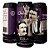 Cerveja Tesla Double Nikola TDH Double NEIPA C/ Flor de Sal Lata - 473ml - Imagem 1