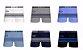 Cuecas Boxer Sem Costura - P (38-40), M (42), G (44), GG (46-48) - Imagem 1
