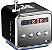 Mini Caixa De Som Led 6w Rádio Fm - Imagem 7