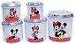 Lata de Mantimento Mickey e Minnie - Imagem 3