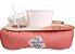 Almofada De Pipoca Flamingos - Imagem 1