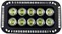 Refletor de LED 500W 6500K Branco Frio Bivolt 1 ano de garantia - Imagem 1