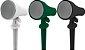 ESPETO LED 7W VERDE 2700K BIVOLT Lote: F17L1258 - Imagem 1