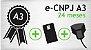 E-CNPJ A3 - SMART+LEITORA - CERTIFICADO 24 MESES - Imagem 1