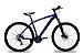 Bicicleta 29 Heal S1 - Shimano Tourney 24v K7 Cassete Freio Hidraulico - Imagem 6