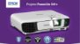 Projetor Epson Powerlite X41+ / XGA / 3600 Lumens / USB / Hdmi / VGA / Wifi / 3 Anos Garantia / Maleta - Imagem 1