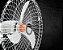 Ventilador de parede 70cm oscilante 127V Branco GOAR V70 - Imagem 3