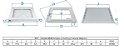 3178 – Tampão 80 x 80 Articulado para Casa de Máquina - Imagem 6