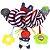 Chocalho Móbile Espiral Colorido Infantil - Imagem 1