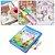 Livro de tecido para bebê caneta mágica fazendinha - Imagem 2