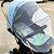 Mosquiteiro para carrinho, bebê conforto dobrável - Imagem 6