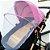 Mosquiteiro para carrinho, bebê conforto dobrável - Imagem 2