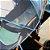 Mosquiteiro para carrinho, bebê conforto dobrável - Imagem 7