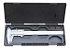 Mtx Paquimetro Universal Metalico 150 mm , Passo 0.02 mm - Com Medidor de Profundidade - Imagem 2