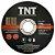 Tnt Disco De Corte Inox 4.1/2 x 1.0mm P/ Esmerilhadeira  - Imagem 1