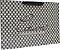 Sacola Personalizada - Papel Off-Set 180 grs - 1x0 cores - alça gorgurão preto - ilhós preto - Imagem 1