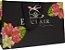 Sacola Personalizada - Papel Triplex 230 grs - 4x0 cores - alça gorgurão preto colada  - Imagem 1