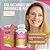 Colágeno Verisol com Biotina, Vitamina C e E Vitgold 90 comprimidos - Imagem 3