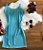Vestidinho Curto De Alcinha Malha Canelado Atacado - Imagem 16