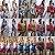 kit Bodys Macaquinhos e Vestidos com 10 peças - Imagem 2