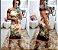 Vestidos Suplex  longo no atacado Kit com 6 Peças - Imagem 2