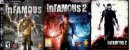 Infamous Collection - Infamous 1, Infamous 2 e Festival of blood - Imagem 3
