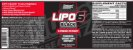 LIPO 6 BLACK (60cáps) - NUTREX - Imagem 2