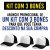 Kit Promocional com 3 Bonés - Imagem 1