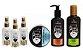 Kit 03 Blend Extreme Lorkin 50ml + Shampoo Barba e Bigode Lorkin 140ml + Sabonete Facial Lorkin 140ml Regenerador Cutâneo + Pomada Modeladora para Cabelos Lorkin 140ml - Imagem 1