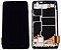 Tela Touch Display Lcd Modulo Frontal Com Aro Motorola Moto Maxx Xt1225 Droid - Imagem 7