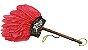 Abanilho Xamânico Vermelho - Imagem 1