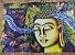 Canga Estampada Buda - Imagem 1