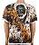 Camiseta Estampada Preto Velho M - Imagem 1