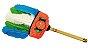 Abanilho Xamânico Colorido - Imagem 1