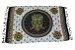 Canga Estampada Mandala Coruja - Imagem 1