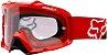 Óculos Fox MX Air SPC Vermelho - Imagem 1