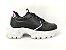 Tênis Chunky Sneaker Energy Preto com Prata - Imagem 2