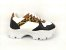 Tênis Chunky Sneaker Energy Branco Onça com Preto - Imagem 2