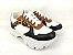 Tênis Chunky Sneaker Energy Branco Onça com Preto - Imagem 1