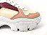 Tênis Chunky Sneaker Energy Candy Marsala - Imagem 3